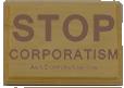anticorporatism.com stamp spread the word