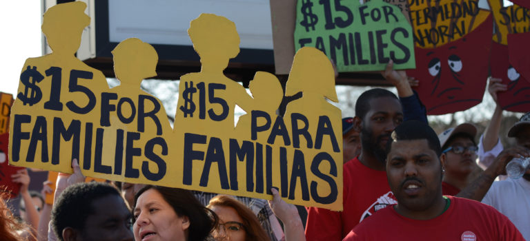 Support for both unfettered immigration and the minimum wage: The shocking connection