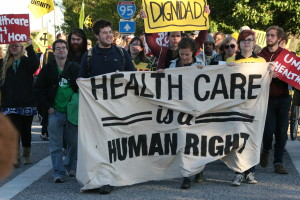 health care is a right by United Workers of Flickr