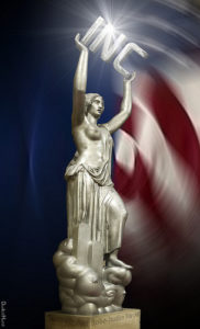 Lady Justice Incorporated how politicians benefit from regulations