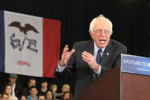 Bernie Sanders victimized in Iowa again 2020