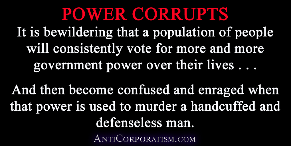 voting for government power anticorporatism